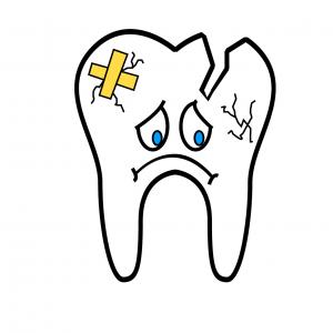 broken tooth in new hyde park